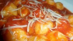 Homemade Gnocchi at Madonia Restaurant & Bar in Stamford CT