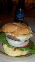 Load 'er up! Super Duper Weenie Cheeseburger