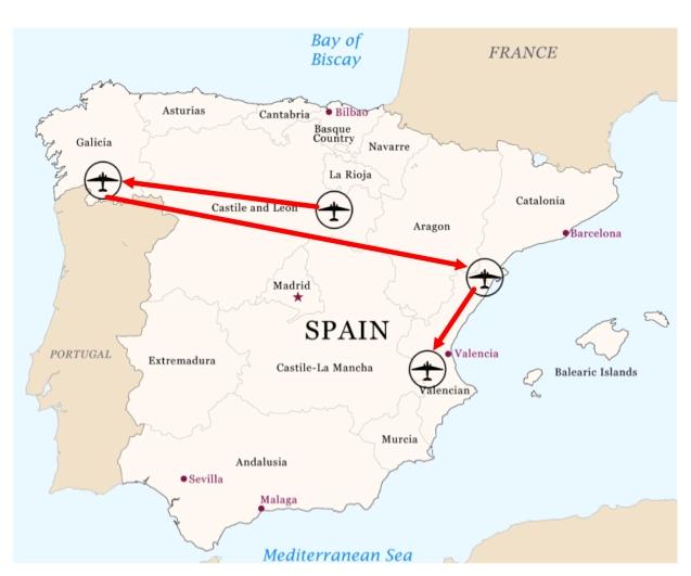 Barcelona Greenwich Passport to Spain