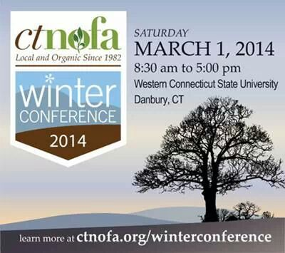 CT NOFA Winter Conference 2014