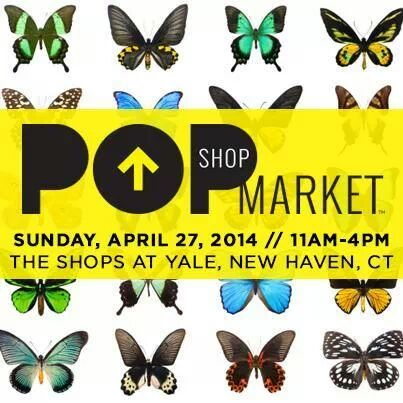PopShop Market April 2014 New Haven