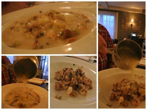 Artisan Seafood Chowder