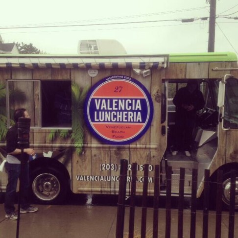 Valencia Luncheria Food Truck