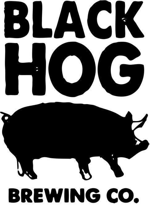 Black Hog Brewing Co. Logo