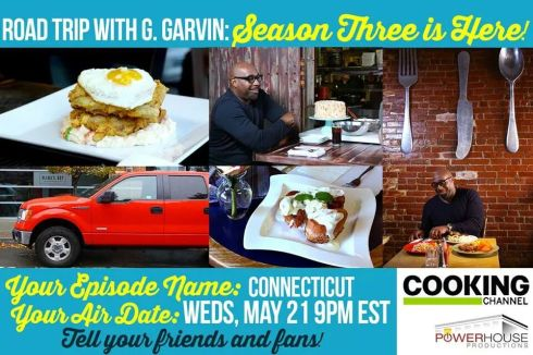 G. Garvin hits up Mama's Boy this Wednesday, 5/21...