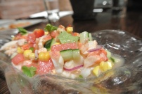 Make sure to ask what the season ceviche is when you're ordering.