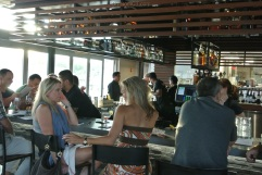 The Bar Area at Paloma in Stamford, CT