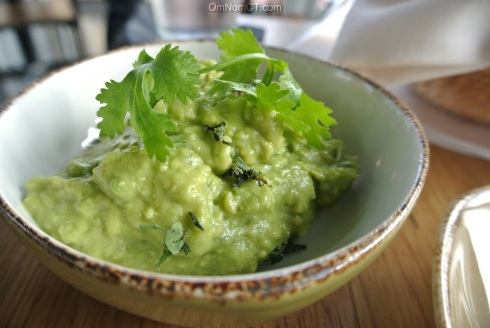 Guacamole at Paloma in Stamford, CT