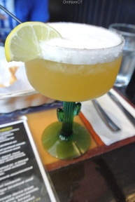 Margarita at Salsa Picante in Port Chester, NY