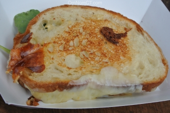 Grilled Cheese from Caseus Cheese Truck