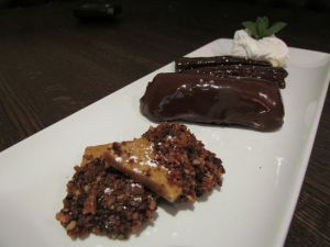 Bacon Candy Trio at Plan B Milford