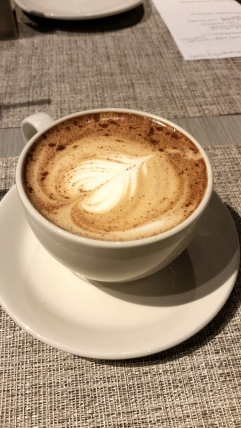 Turkish Latte at The Granola Bar in Westport, CT