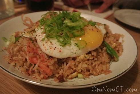 Crab Fried Rice Kawa Ni Westport