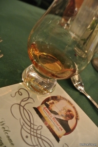 Plan B Milford Pappy Van Winkle Dinner Glass of Pappy