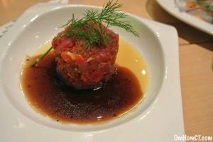 Tuna Pisa at Matsu Sushi Westport OmNomCT