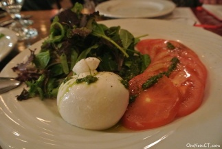 OmNomCT Viale Review Burrata
