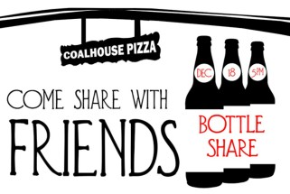 Coalhouse Bottle Share 2014