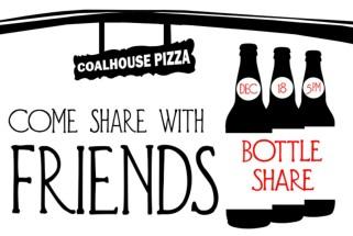 Coalhouse Bottle Share 2014