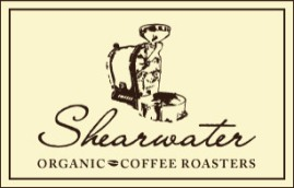 Shearwater organic coffee roasters
