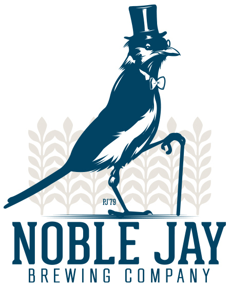 Noble Jay Brewing Company Logo