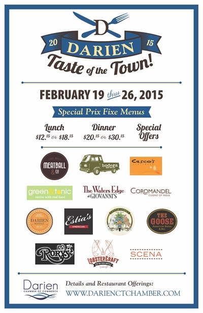 Darien Taste of the Town 2015