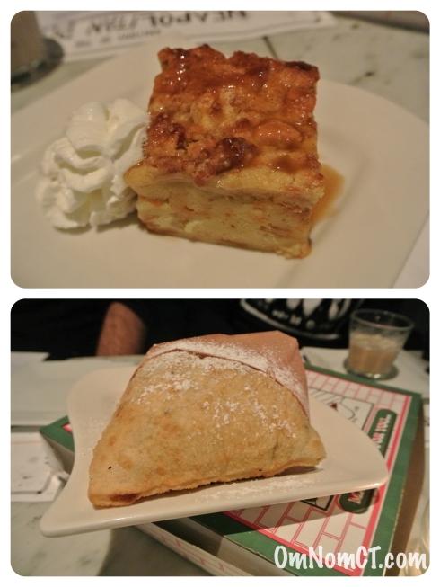 Desserts Brick + WoodOmNomCT