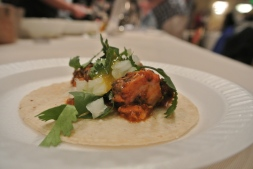 Tacos Chocolate, Dessert & Wine Lovers Evening