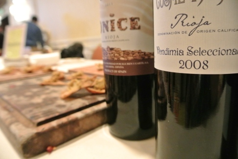 Wine and Tapas from Barcelona Chocolate, Dessert & Wine Lovers Evening