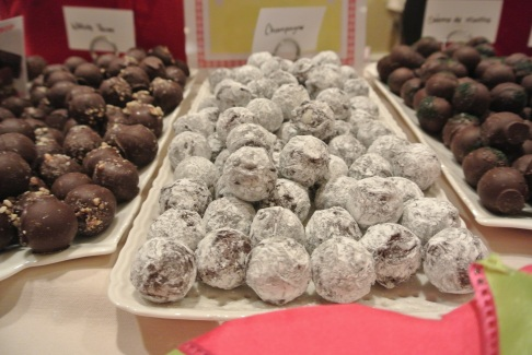Truffles Chocolate, Dessert & Wine Lovers Evening