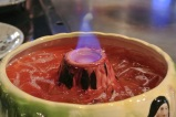 Scorpion bowl at Hana Tokyo in Fairfield, CT