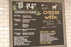 The Cheese Menu for Christmastime at Greenwich Cheese Company