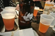 Cone Flakes DIPA Growler at Bear's Smokehouse BBQ in Hartford, CT