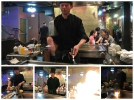 Hibachi Chef Hana Tokyo