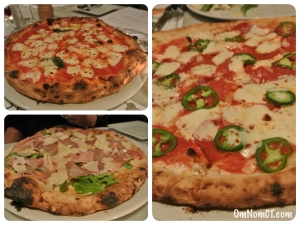 Pizza Brick + Wood FairfieldOmNomCT