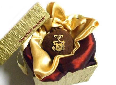 Chocopologie World's Most Expensive Truffle