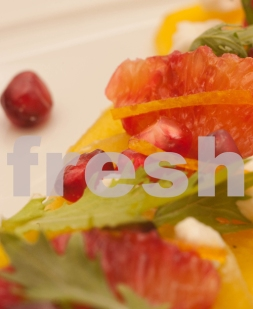 fresh, from Amanda Smith Catering