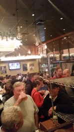 Coalhouse Pizza During New England Brewing Tap Takeover