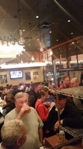 This was the main room of Coalhouse during the NEBCo Tap Takeover, so try to stop by early because this will be just as busy (if not more) . . .