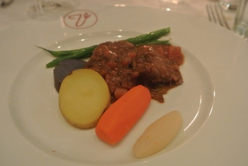 Spring Lamb Casserole at Bistro Versailles in Greenwich, CT