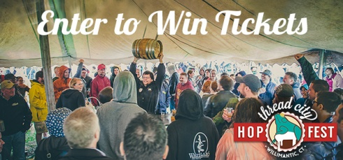 Enter to win tickets Thread City Hop Fest