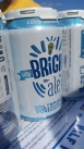 Half Full Bright Ale Cans at Ninety9 Bottles Craft Beer Fest 2014