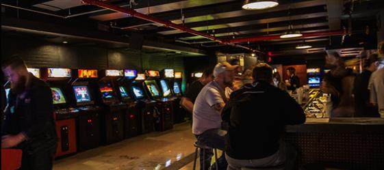 connecticut in Adult arcades