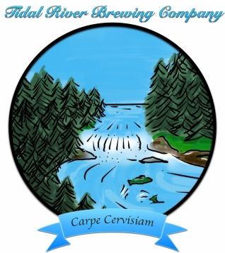 Tidal River Brewing Canton Logo