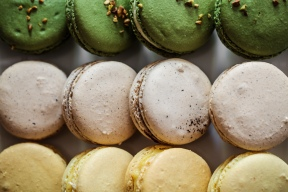 Franklin Street Works French Macaron
