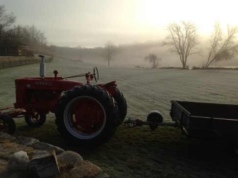 Back 40 Farm in Washington, CT (photo from Back 40 Farm site)