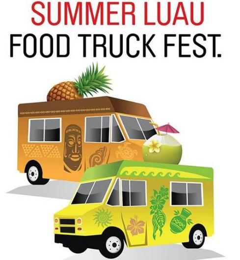 Summer Luau Food Truck Fest