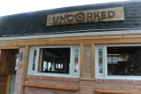 The outside at South End Uncorked in New Canaan CT
