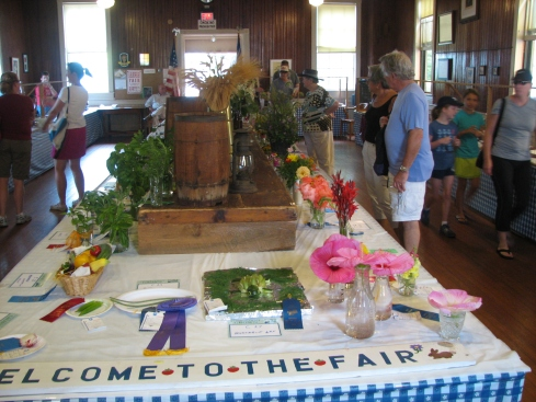 The best of the season's harvests will be showcased at Wilton's Cannon Grange Agricultural Fair scheduled for Sunday, August 30.