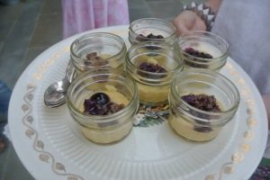 Creamy Marscapone Polenta from Chef Cooper of Bonda