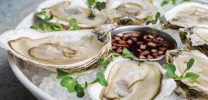 Oysters, pic from Serendipity Magazine